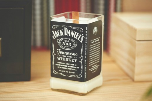 Jack Daniel's Maple Bourbon Candle