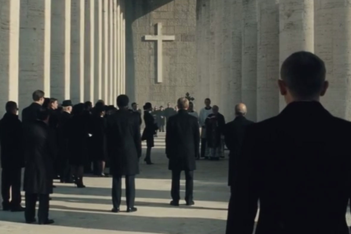 James Bond 'Spectre' First Official Teaser