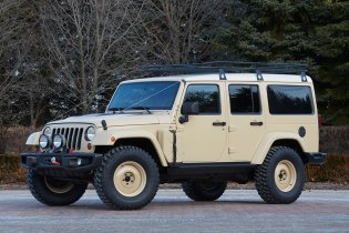 Easter Jeep Safari 2015 Concepts Unveiled