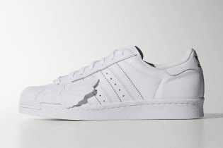 "Jeremy Scott x adidas Originals ""Superstar Wings"""