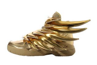 "Jeremy Scott x adidas Originals JS Wings 3.0 ""Gold"""
