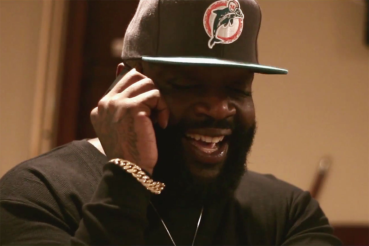 """Jerry Seinfeld and Wale Call Rick Ross in """"The Phone Call"""" Episode 3"""