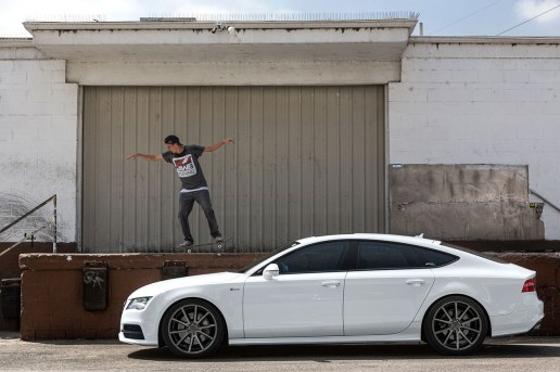 Joey Brezinski Skate Clip for Vossen Wheels