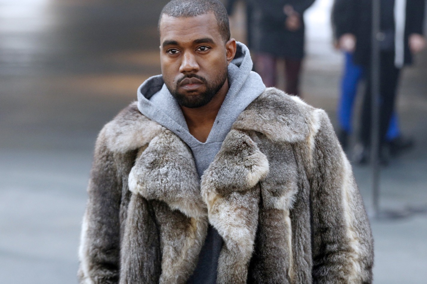 Kanye West is Now an Art Curator
