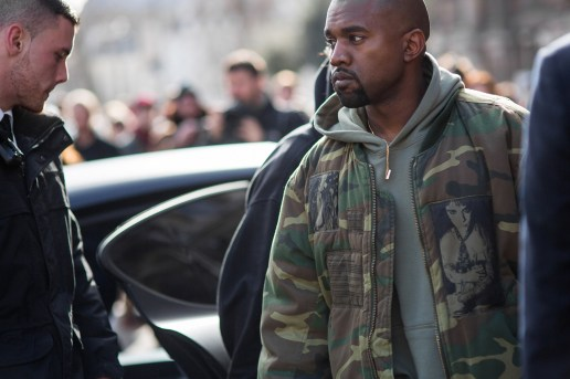 Kanye West's Four-Night Residency at Fondation Louis Vuitton