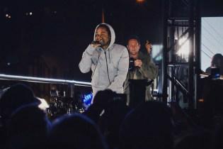 UPDATE: Official Video Recap of Kendrick Lamar's Reebok Surprise Performance