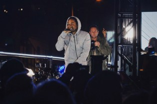 UPDATE: Official Video Recap of Kendrick Lamar's Reebok Surprise Performance