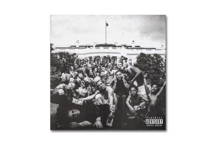 Kendrick Lamar Reveals New Album Art