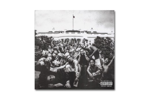 Kendrick Lamar Reveals New Album Art