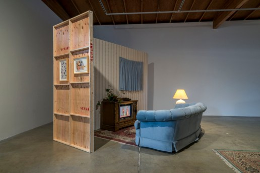 "Kenny Scharf ""Born Again"" Exhibition @ Honor Fraser Gallery"