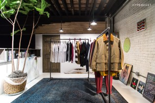 Kinfolk 2015 Fall/Winter Presentation Preview