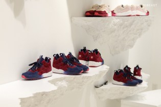 "KITH ""Sakura Project"" Pop-Up Store by UNITED ARROWS & SONS"