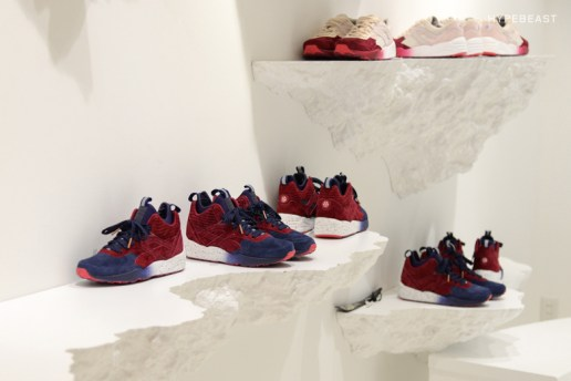 """KITH """"Sakura Project"""" Pop-Up Store by UNITED ARROWS & SONS"""