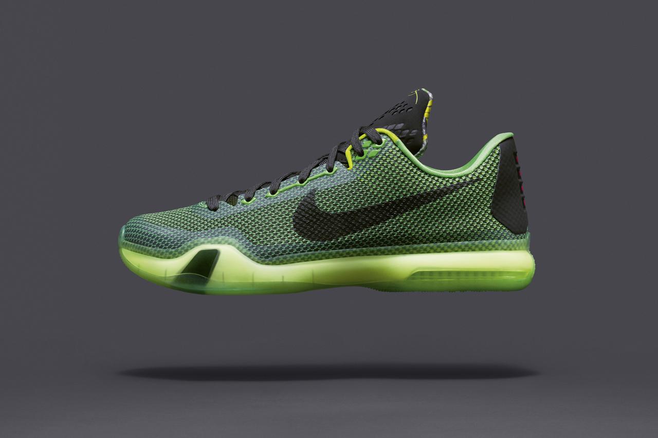 "Nike Kobe X ""Vino"""