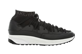 "KRISVANASSCHE 2015 Fall/Winter ""Wave"" Sneakers"