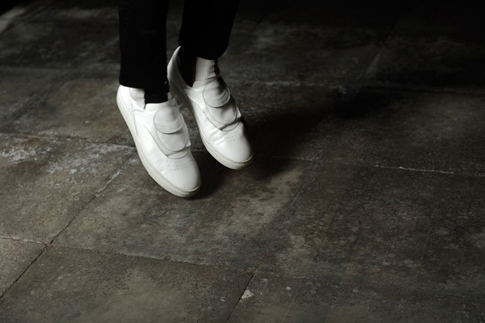 LAD MUSICIAN 2015 Spring/Summer Cup Sole Sneaker