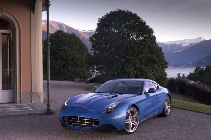 Leaked: Ferrari F12 Berlinetta Lusso, An F12 Berlinetta Revamped as a Carrozzeria Touring Superleggera