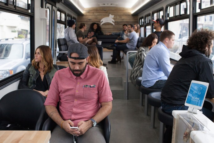 Leap Luxury Commuter Bus Aims to Redesign the Travel Experience to and From Work