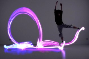 LED Light-Up Sneakers by Orphe