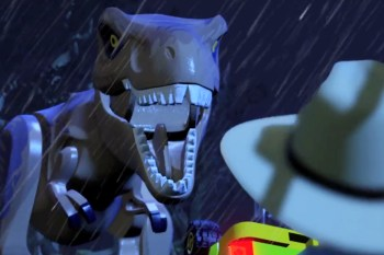 'LEGO Jurassic World' Official Gameplay Trailer