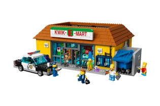 LEGO to Launch 'The Simpsons' Kwik-E-Mart Set
