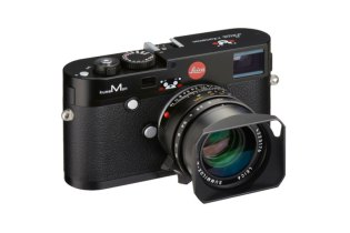 Leica to Launch Kumamon-Edition M & C Cameras