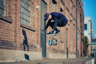 Levi's Skateboarding 2015 Spring/Summer Lookbook