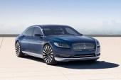 Lincoln 2016 Continental Concept