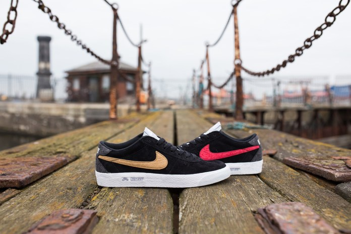 "Lost Art x Nike SB ""Docklands"" Collection"