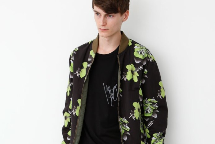 Ludo x MINOTAUR 2015 Spring/Summer Capsule Collection