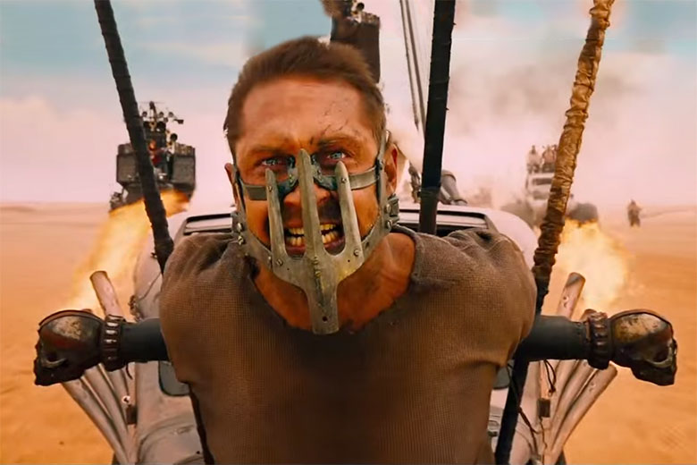 'Mad Max: Fury Road' Trailer #3 Starring Charlize Theron & Tom Hardy