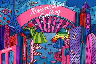 Maison Kitsuné Gallery: First Pop-Up Store in Hong Kong