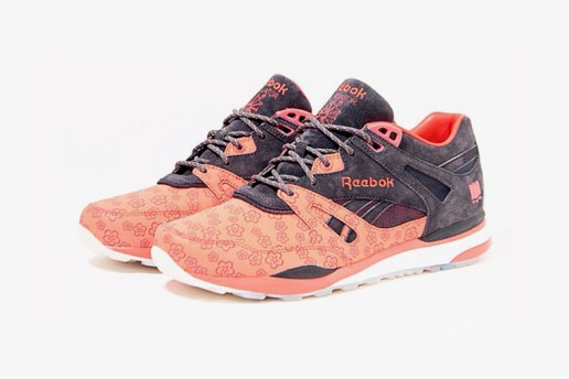 "MAJOR x Reebok Ventilator ""Cherry Blossom"""