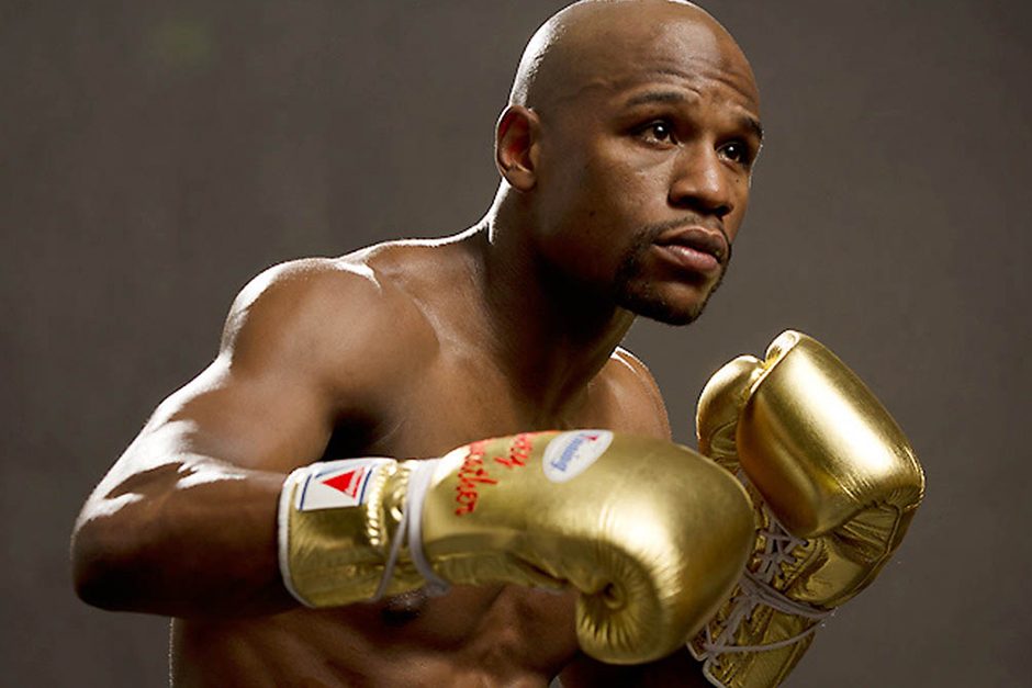 Mayweather Uploads Training Footage Ahead of May 2 Fight