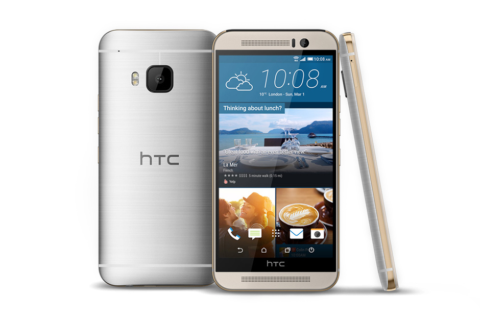 Meet the New HTC One M9