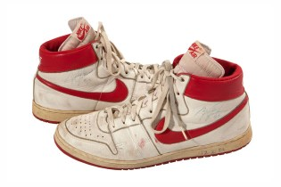 Michael Jordan's Earliest Game-Worn Sneakers up for Auction, Could Sell for More than $50,000