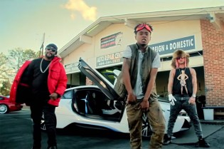 "Mike WiLL Made-It featuring Riff Raff and Slim Jxmmi ""Choppin' Blades"" Music Video"