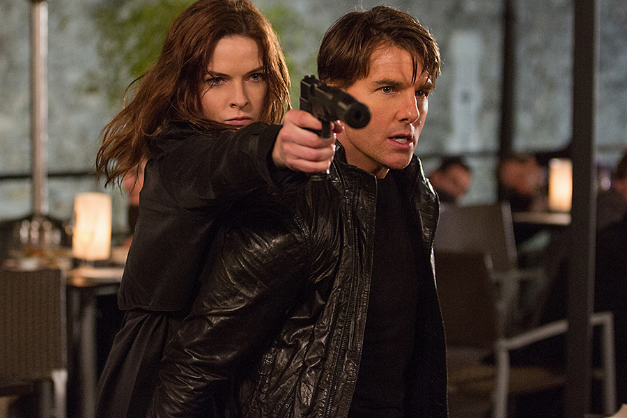 'Mission: Impossible - Rogue Nation' Official Trailer