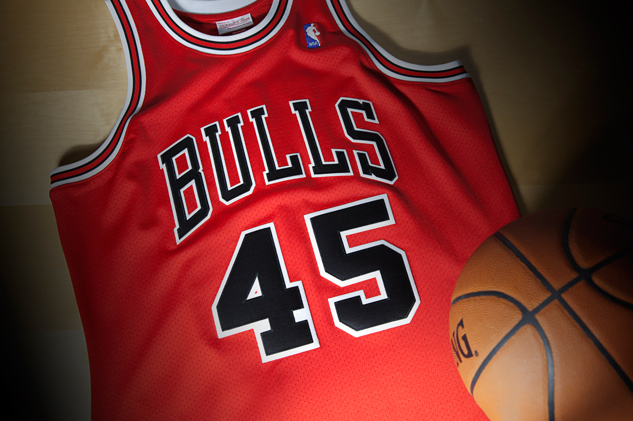 Mitchell & Ness Re-Release Michael Jordan's 1995 Comeback Jersey