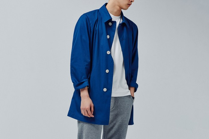"MUJI 2015 Spring/Summer ""Cotton of MUJI"" Lookbook"