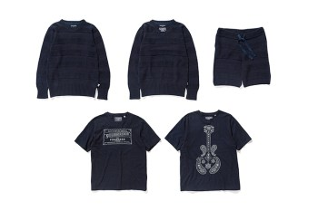 NEIGHBORHOOD x THE FOURNESS 2015 Spring Collection