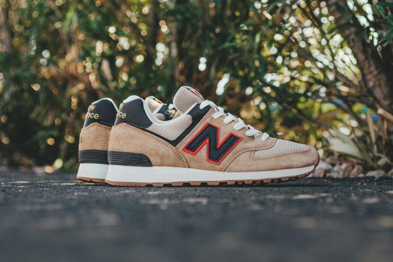 "New Balance 574 ""Connoisseur Guitar"" Pack"