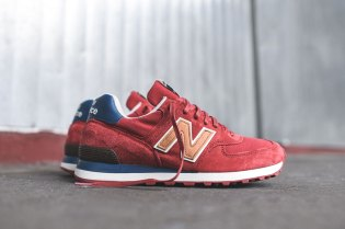 "New Balance 574 ""Distinct Weekend Bag"""