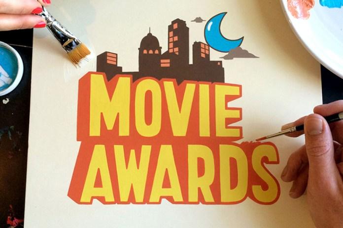 Dabs Myla Redesign the MTV Movie Awards Logo