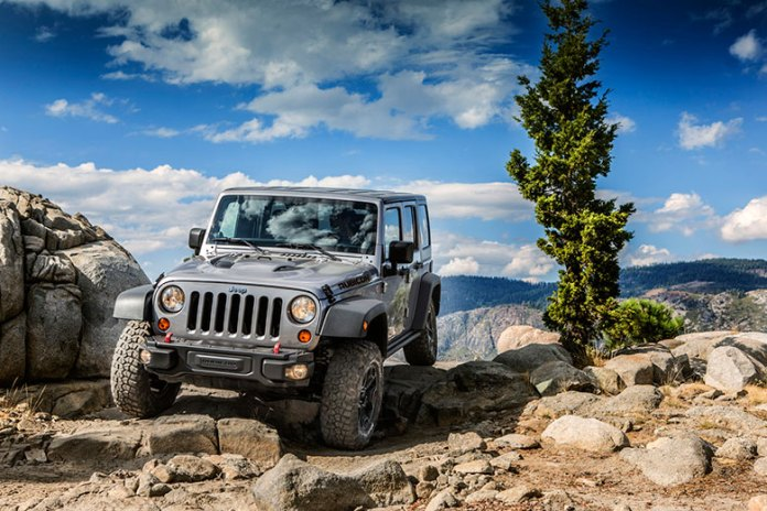 Next Generation Jeep Wrangler to include Diesel Engine and 8-Speed Transmission