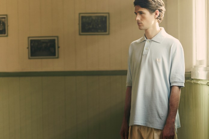 Nigel Cabourn x Fred Perry 2015 Spring/Summer Collection