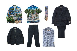 NIGOLD by UNITED ARROWS 2015 Spring/Summer Collection