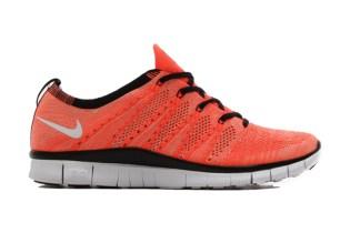 Nike 2015 Spring Free Flyknit NSW