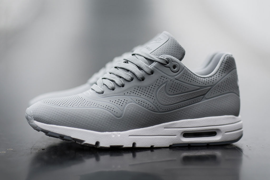 """Nike Air Max 1 Ultra Moire """"Wolf Gray"""""""