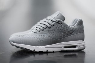 "Nike Air Max 1 Ultra Moire ""Wolf Gray"""
